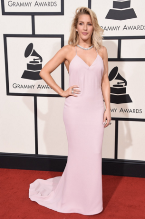 Ellie Goulding in Stella McCartney