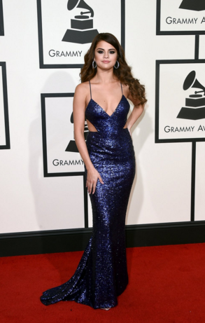 Selena Gomez in Calvin Klein